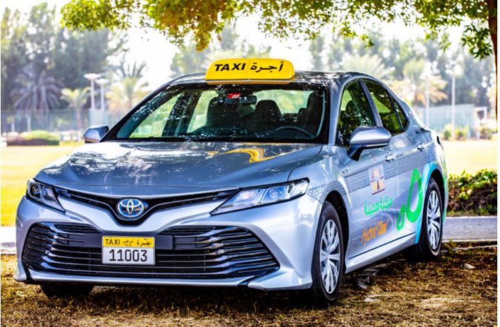 Public Taxi